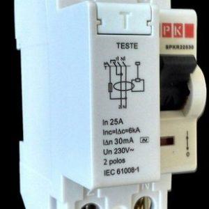 04 – Interruptor Diferencial 30mA